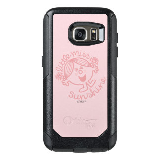 Excitable Little Miss Sunshine OtterBox Samsung Galaxy S7 Case