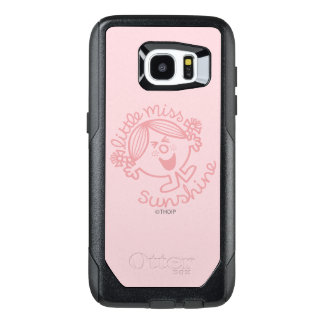Excitable Little Miss Sunshine OtterBox Samsung Galaxy S7 Edge Case