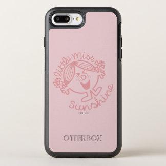 Excitable Little Miss Sunshine OtterBox Symmetry iPhone 7 Plus Case