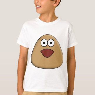 Excited Pou T-Shirt