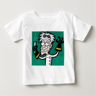 excited scientist baby T-Shirt