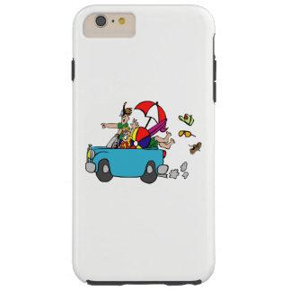 Excited Tough iPhone 6 Plus Case