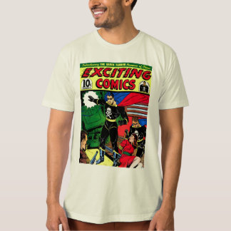 Exciting Comics #9 T-Shirt