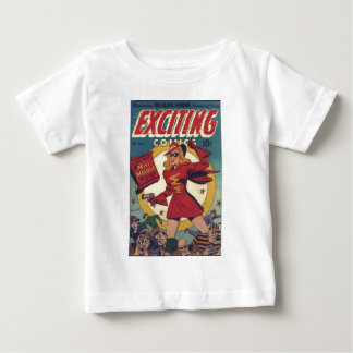Exciting Comics Baby T-Shirt