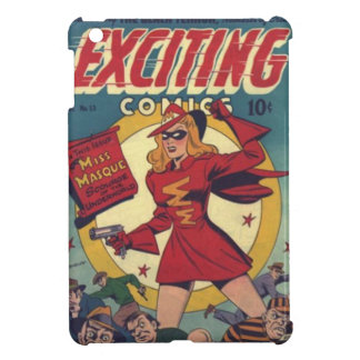 Exciting Comics Cover For The iPad Mini