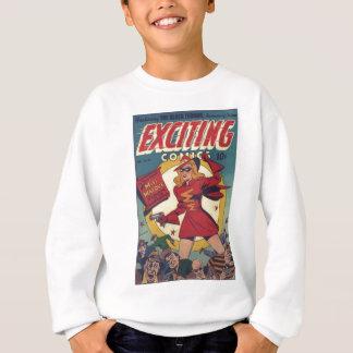 Exciting Comics Sweatshirt