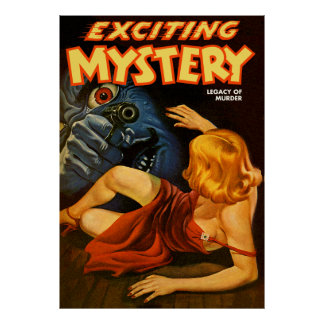 Exciting Mystery Poster