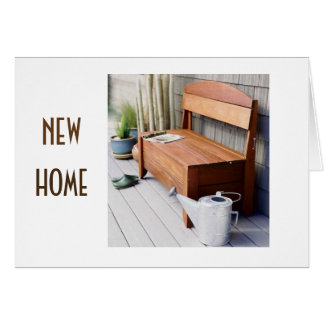 EXCITING NEWS-NEW HOME/NEW FRIENDS CONGRATULATIONS GREETING CARD