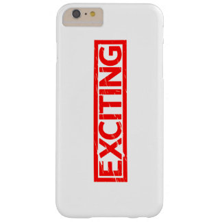 Exciting Stamp Barely There iPhone 6 Plus Case