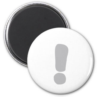 Exclamation mark ! magnet