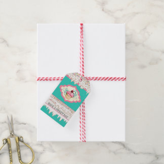 Exclusive 4 You From the Kitchen Cupcake Gift Tags Pack Of Gift Tags