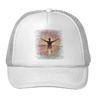 Exclusive and pretty trucker hat