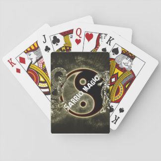 EXCLUSIVE classic letters of poker Poker Deck