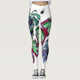 Exclusive design Crazy . Leggings