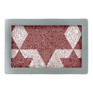 Exclusive design of Star of David made in Israel Belt Buckle