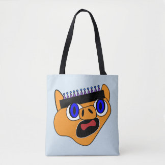 Exclusive Wallace FaddelPaddel Tote Bag