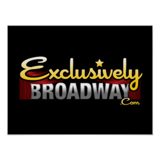 ExclusivelyBroadway.com Poster