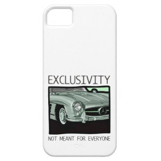 Exclusivity and wealth - old Gullwing classic car iPhone 5 Covers