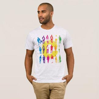 Excusez-moi, vous ont de petits marins sur votre t-shirt