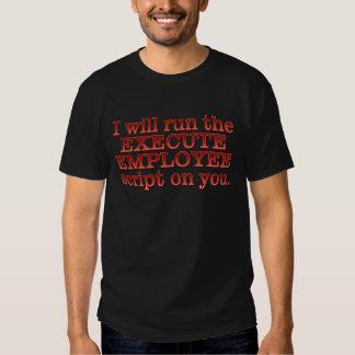 Execute Employee T-shirt