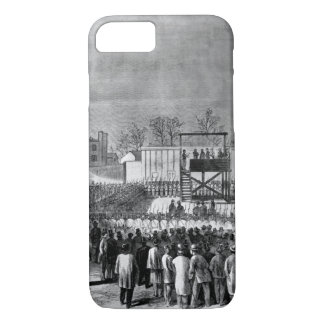 Execution of Captain Wirz_War Image iPhone 7 Case