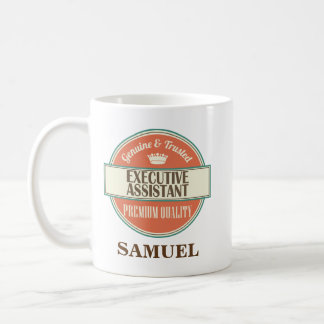 Executive Assistant Personalized Office Mug Gift