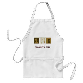 Executive Chef  Foodist Culinary Standard Apron