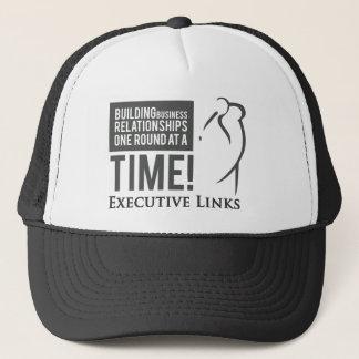 Executive Links Eye Catcher Trucker Hat