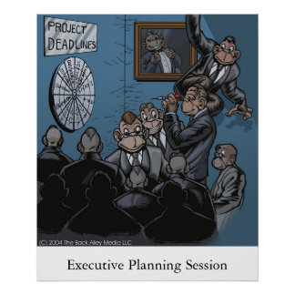 Executive Planning Session Poster