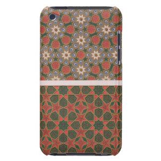 Exemples des décorations de plafond, 'd'art arabe étuis barely there iPod