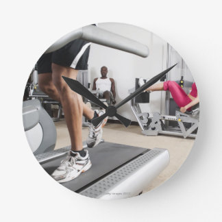 Exercise 2 round clock