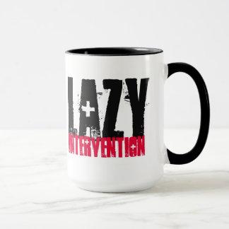 Exercise Addiction Intervention Mug