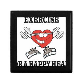 exercise heart2 gift box