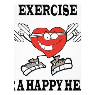 exercise heart2 letterhead