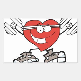 exercise heart2 sticker