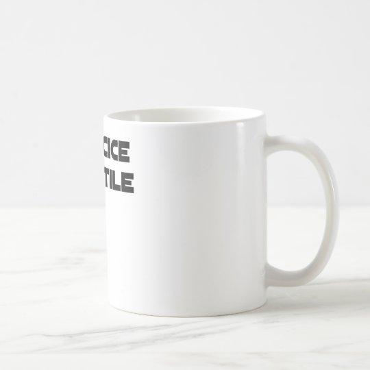 Exercise of Hostile - Word games François City Coffee Mug