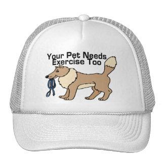 Exercise Your Pet Trucker Hat