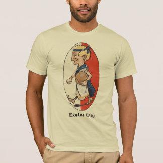 Exeter City Football Team T Shirt