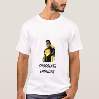 exh-misc-chocthunder, ChocolateThu... - Customized T-Shirt