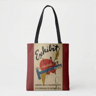 Exhibit Art Gallery Tote