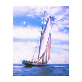 Exhilaration Canvas Print