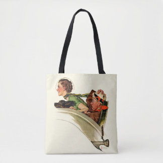 Exhilaration Tote Bag