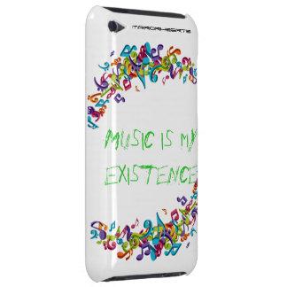 Existence de musique coque iPod touch