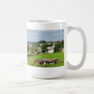 Exit from Frankenberg Coffee Mug