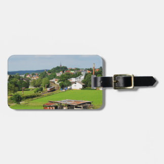Exit from Frankenberg Luggage Tag