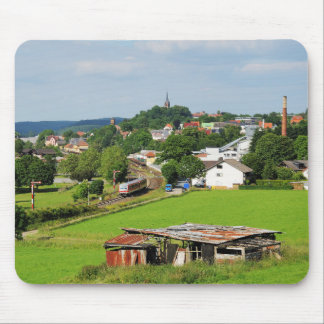 Exit from Frankenberg Mouse Pad