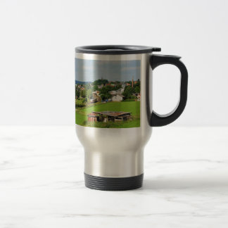 Exit from Frankenberg Travel Mug