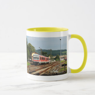 Exit from Glauburg Stockheim Mug