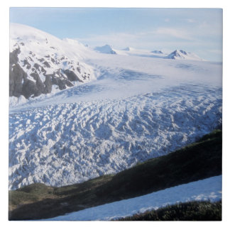 Exit Glacier in Kenai Fjords National Park, Tile