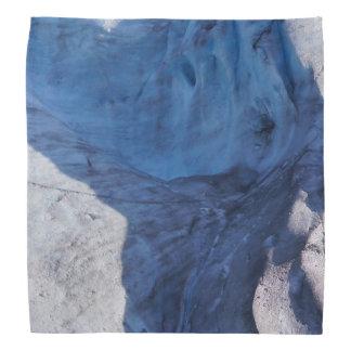 Exit Glacier Waves Bandana